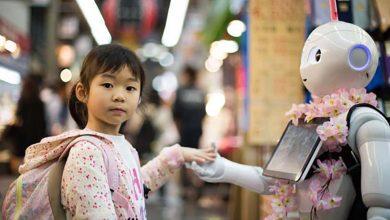Photo de Cette flotte de robots désinfectants permettra de préserver les gares de Tokyo des virus