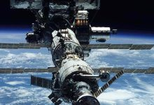 Photo de La NASA est à la recherche de la fuite d'air à bord de l'ISS