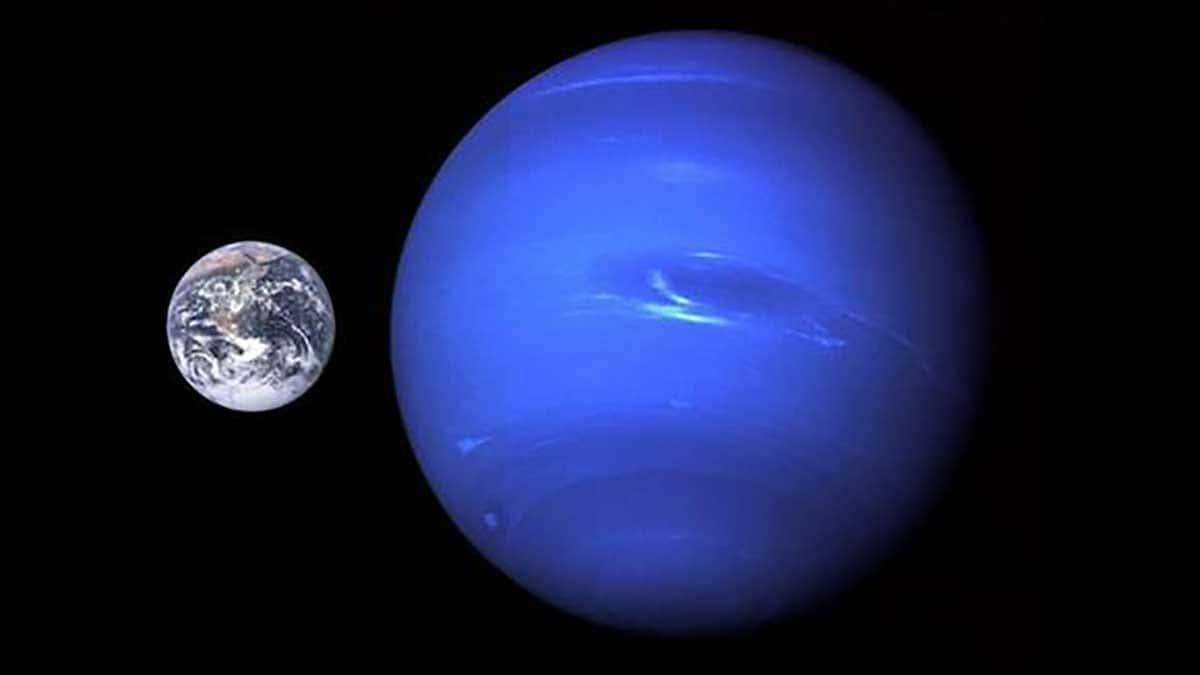 La planète LTT 9779 b est une exoplanète trouvée dans le désert neptunien.