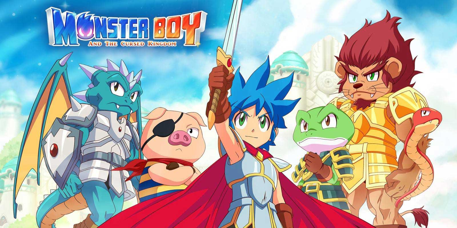 Nintendo Switch : Monster Boy