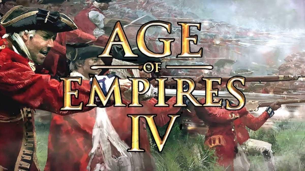La date de sortie d'Age of Empires 4 est encore inconnue