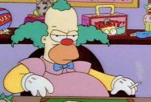 Adidas et les Simpsons rendent hommage à Krusty avec ces baskets de folie