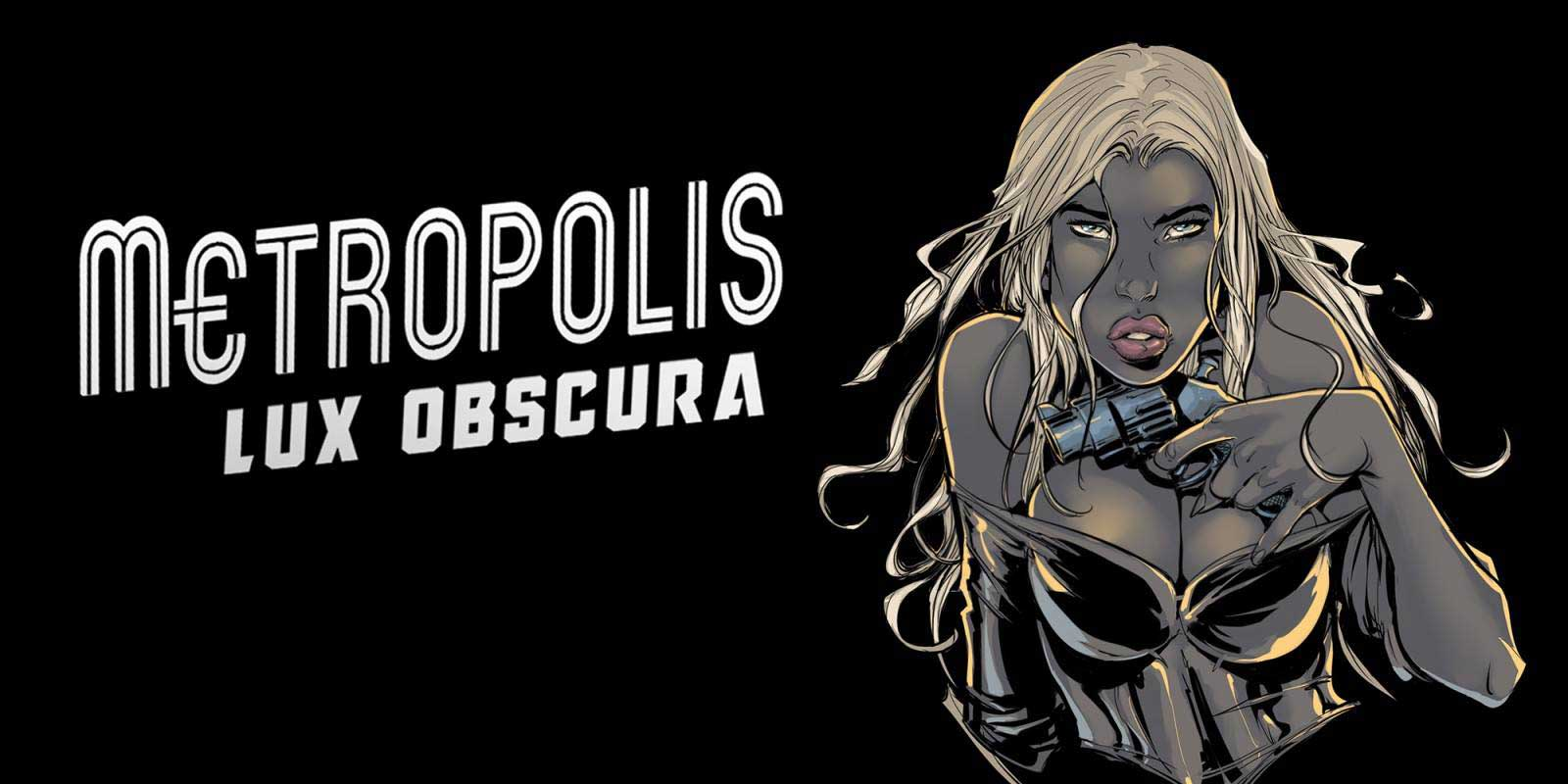 Nintendo Switch - Metropolis : Lux Obscura