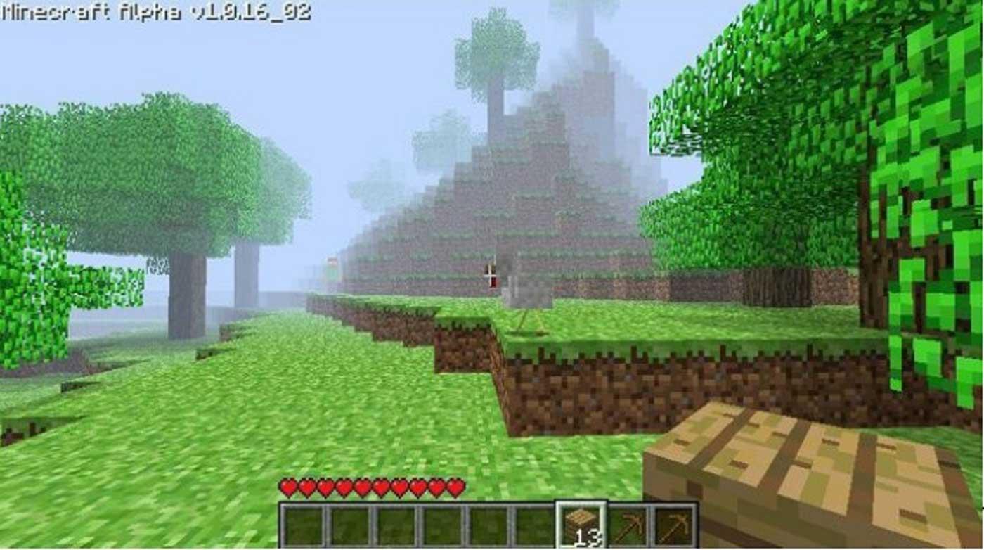 Minecraft : la graine du monde d'Herobrine