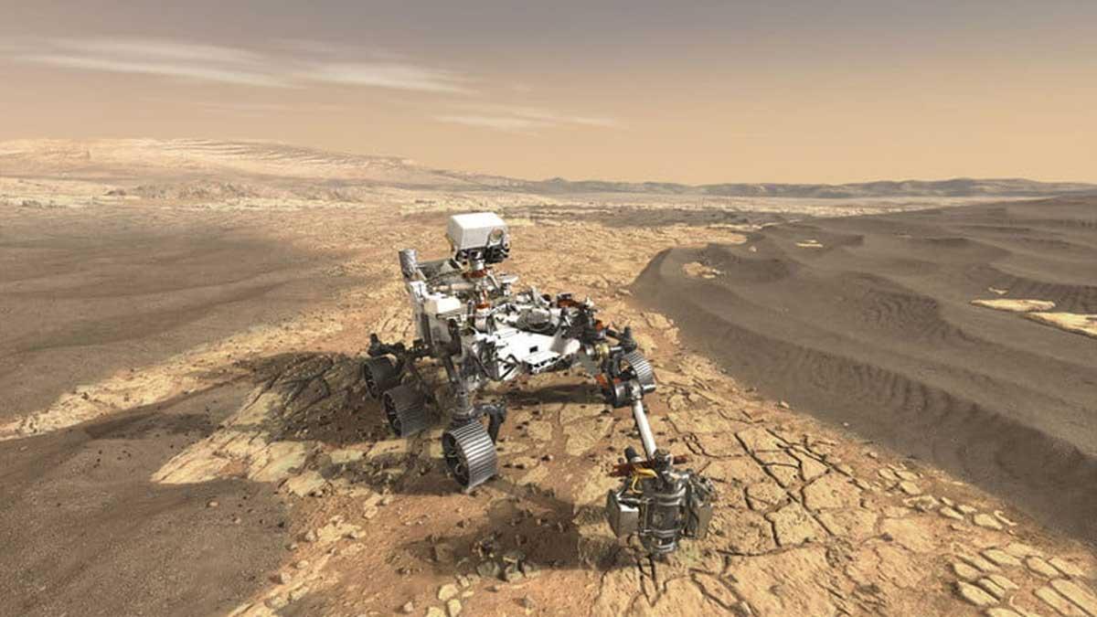 La persévérance atteindra Mars le 18 février 2021.