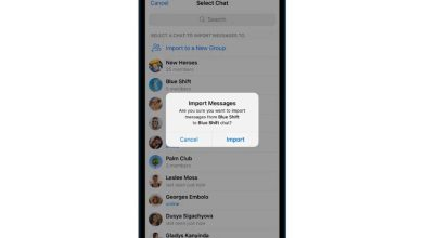 Telegram facilite l'importation de chats depuis WhatsApp et d'autres applications