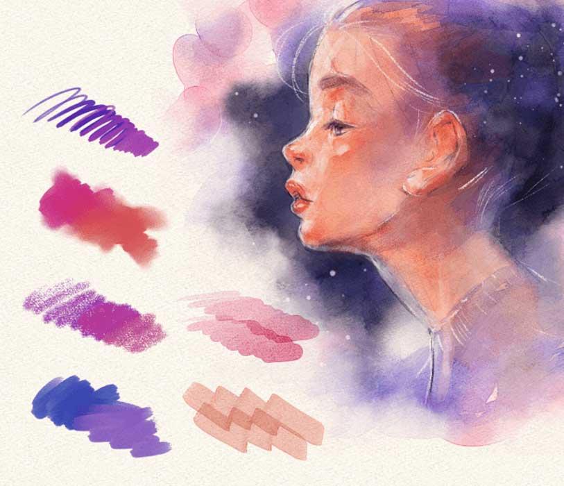 Clip Studio Paint : Painture