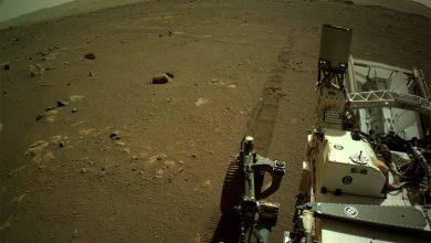 Mars Perseverance envoie un nouvel échantillon audio de 16 minutes