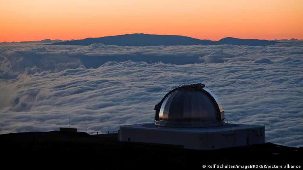 Le plus gros astéroïde est là, il frôlera la Terre en 2021 et ne reviendra pas avant 2052.