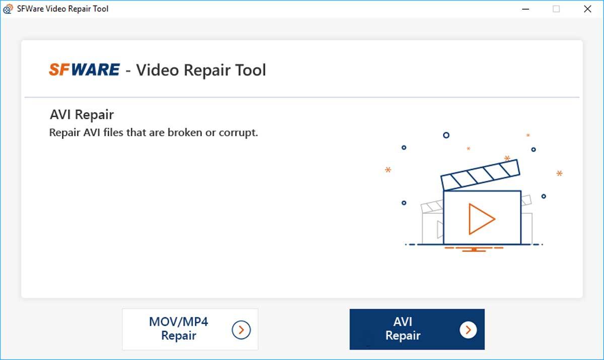 Comment réparer une vidéo corrompue avec SFWare Video Repair Tool ?