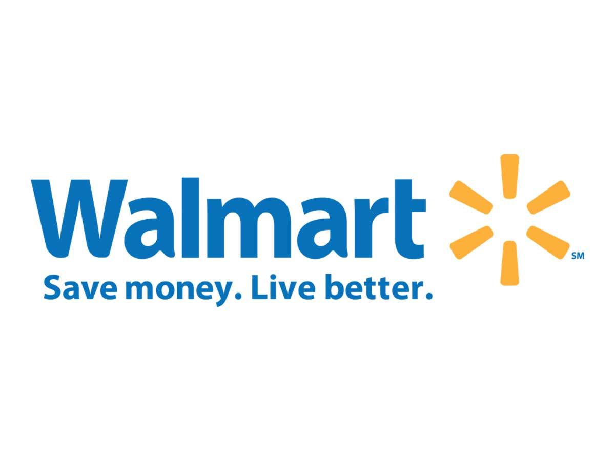 Logo Walmart et Slogan