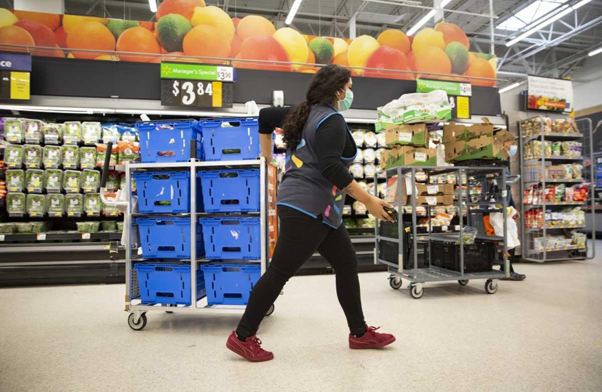2020 : une grande année pour Walmart malgré la pandémie