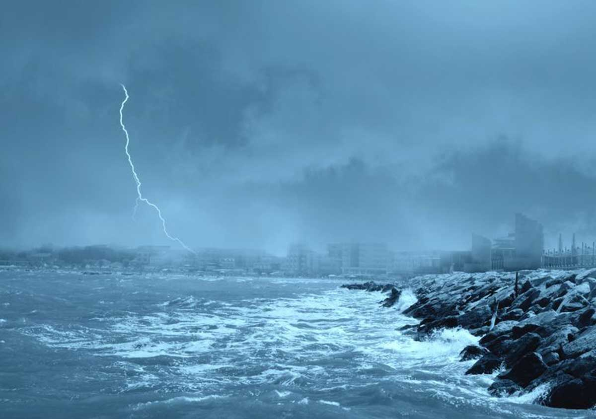 Les schémas météorologiques révèlent qu'ils sont directement influencés par l'homme, des changements se produisant notamment le long de la côte atlantique de l'Europe et dans l'est des États-Unis.