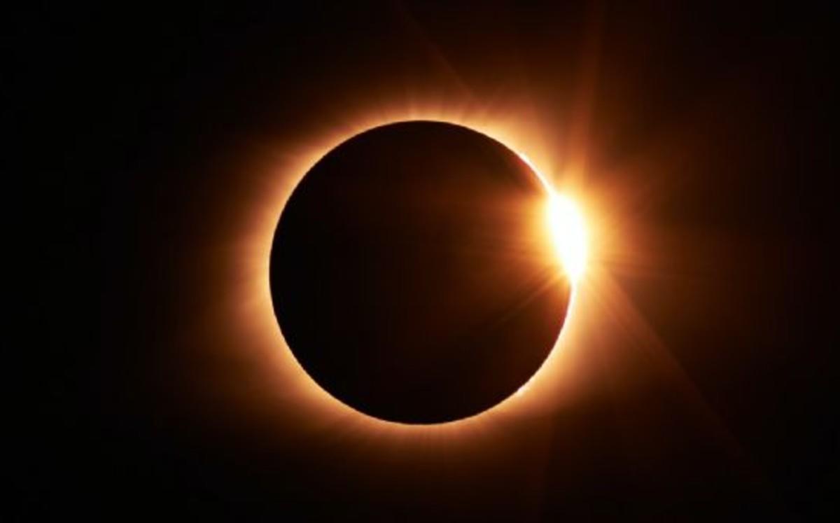 VIDÉO : la NASA publie une visualisation du passage par la Terre de l'éclipse solaire du 10 juin prochain