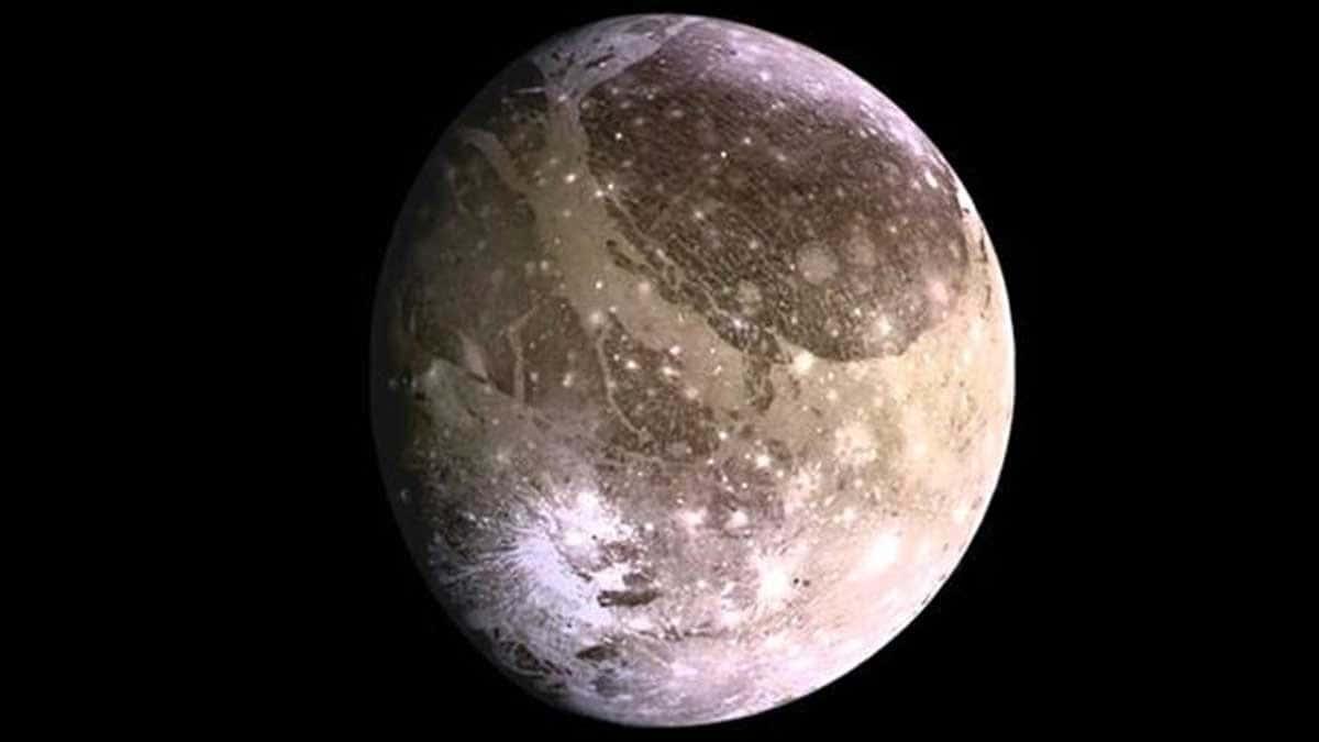 De la vapeur d'eau détectée pour la première fois à Ganymède, l'une des lunes de Jupiter