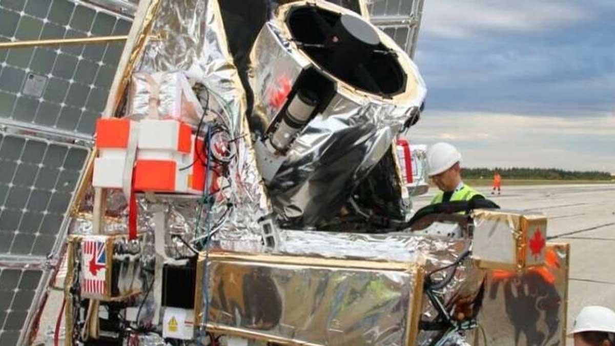 La NASA lancera un télescope orbital transféré avec un ballon à l'hélium de la taille d'un stade en 2022