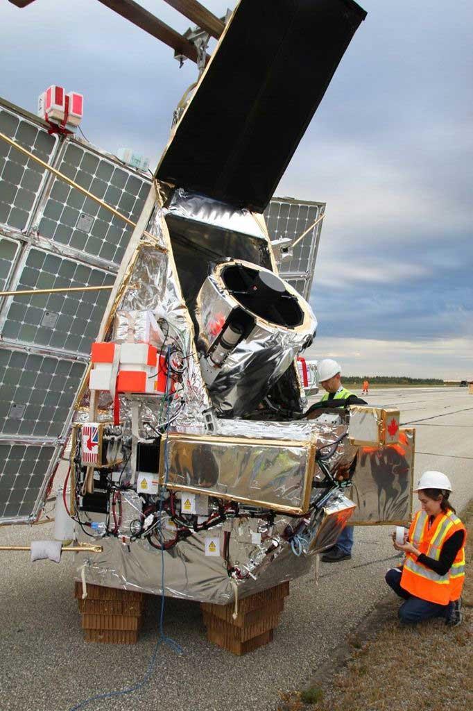 La NASA lancera un télescope orbital