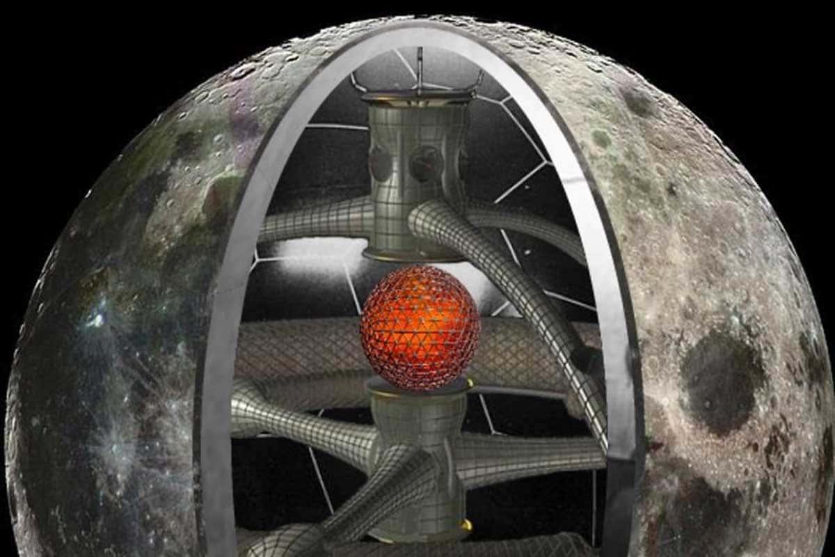 Les scientifiques soviétiques ont confirmé que le satellite est une structure artificielle construite par une culture extraterrestre.