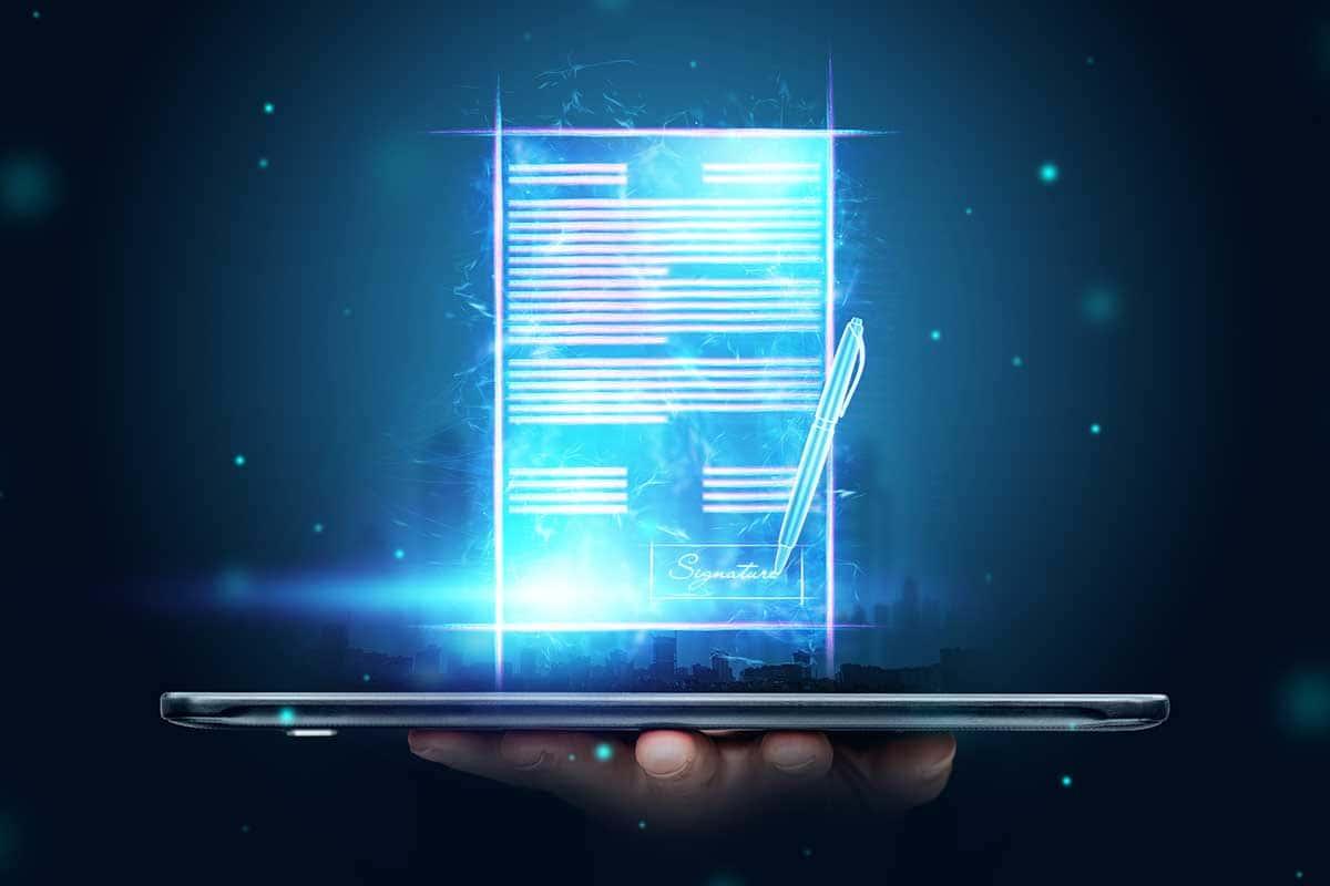 Comment créer une signature PDF électronique gratuitement ?