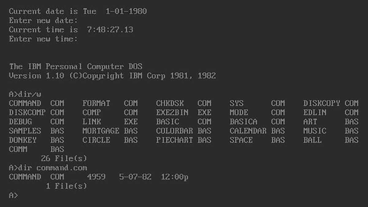 Le PC IBM fête ses 40 ans en tant que premier ordinateur moderne au monde.