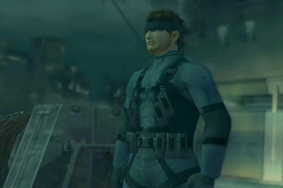 L'IA participe au redimensionnement en 4K de la bande-annonce de Metal Gear Solid 2.