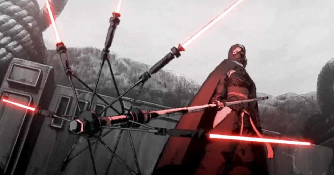 Lucasfilm a publié un nouveau trailer pour Star Wars : Visions
