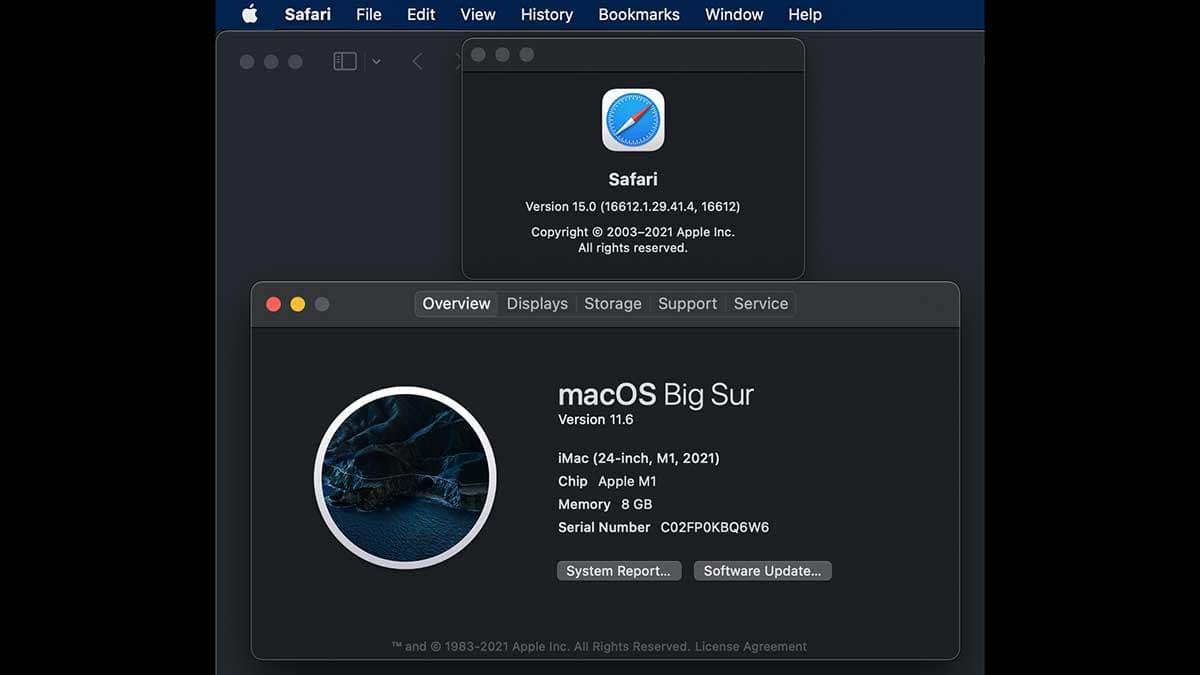 Cette nouvelle fonctionnalité de macOS Monterey est désormais disponible à Big Sur.