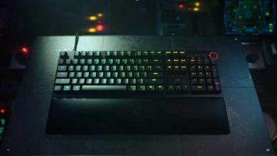 Razer a dévoilé le Huntsman V2, le clavier de jeu le plus rapide du monde