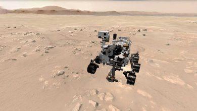 Les scientifiques ont confirmé que le cratère Jezero sur Mars était autrefois un lac.