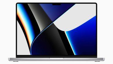 Le nouveau MacBook Pro 14 pouces avec puce M1 Pro, écran XDR Pro et caméra FaceTime 1080p est arrivé.