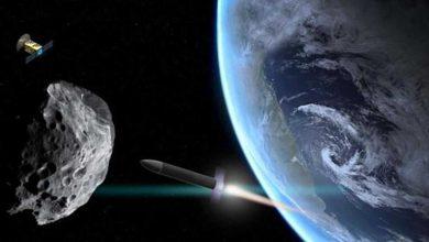 Une arme nucléaire pourrait être la clé pour empêcher un météore de frapper la Terre.